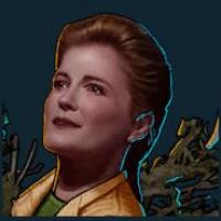 Steph loves Voyager