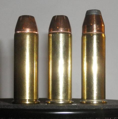 Which  44 Mag bullet for hunting? — gunsandammo