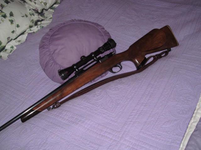 Santa Barbar Mauser    ? — gunsandammo