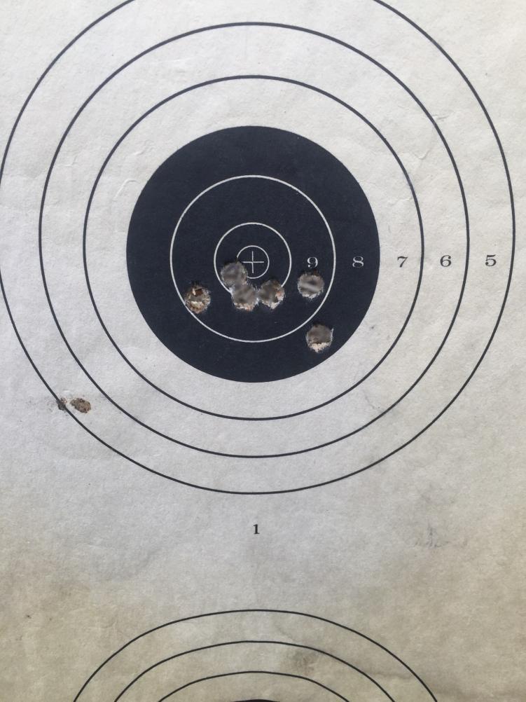 32 cal Mowrey muzzleloader Range report — gunsandammo