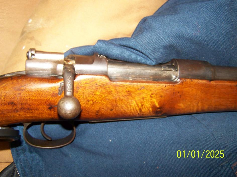 need help identifying my 7mm mauser — gunsandammo