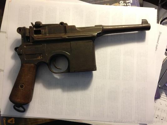 WW II Mauser Pistol Identification     Help? — gunsandammo