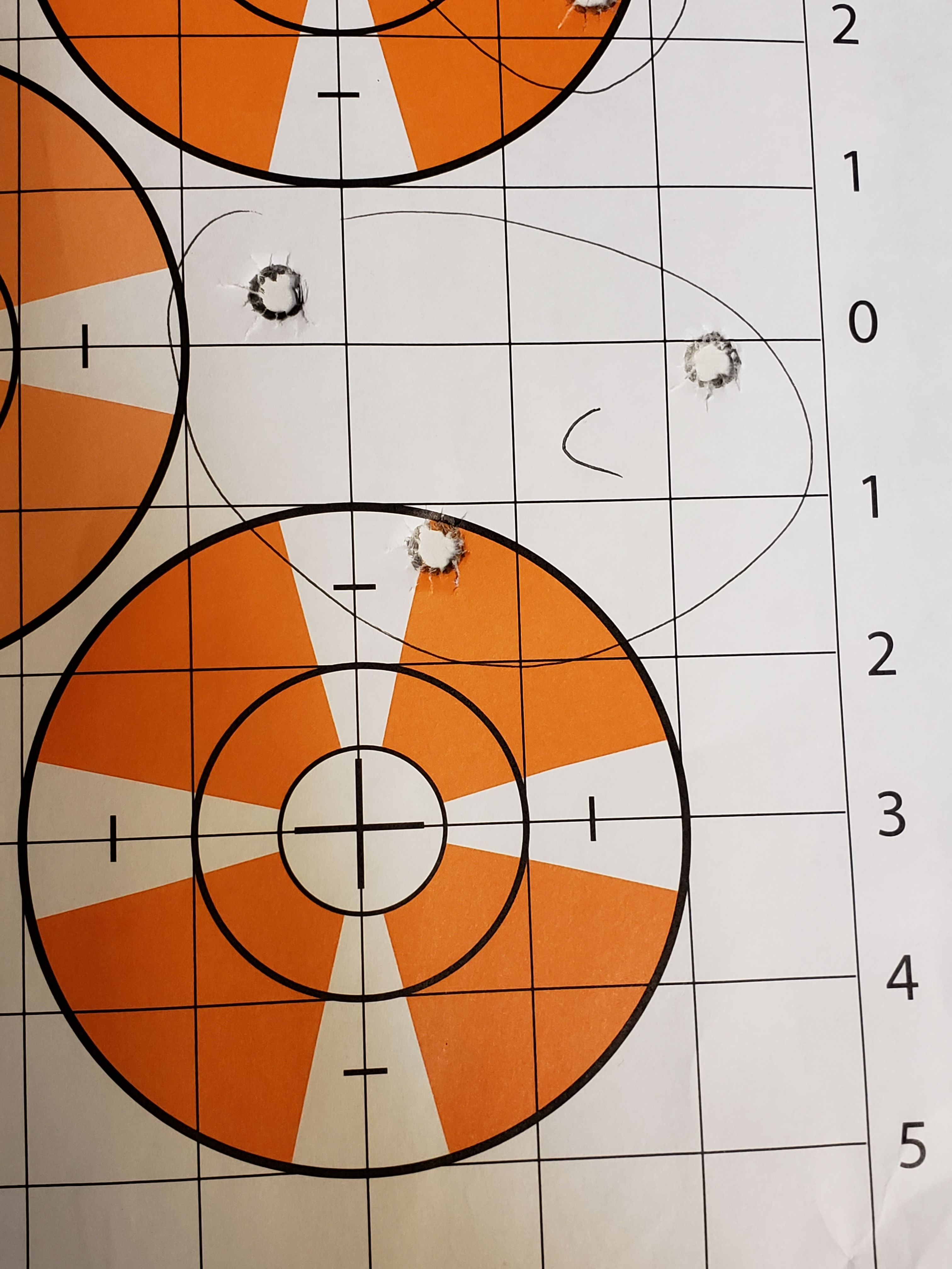 Range report - several guns shot! — gunsandammo