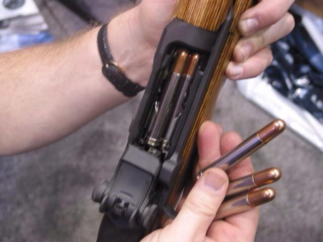 need your thoughts on a 458 win mag m1 garand