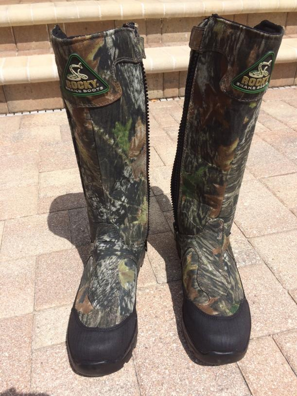 177457b6778 Rocky Waterproof ProLight Snake Boots 10.5M — Florida Sportsman