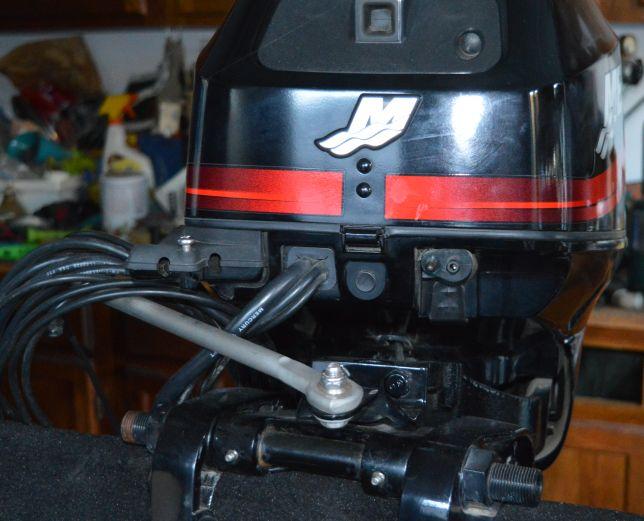 Mercury 9 9EL 4 Stroke Outboard w/Zero Hours — Florida Sportsman