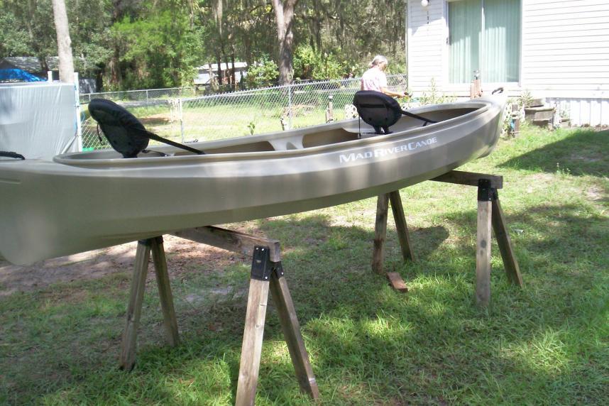 Mad River Canoe for sale — Florida Sportsman