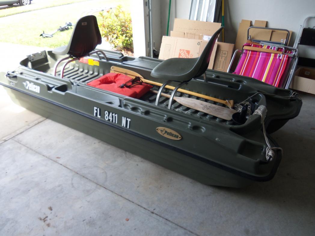 Fs 10 Pelican Bass Raider 10e Boat Loaded Florida Sportsman