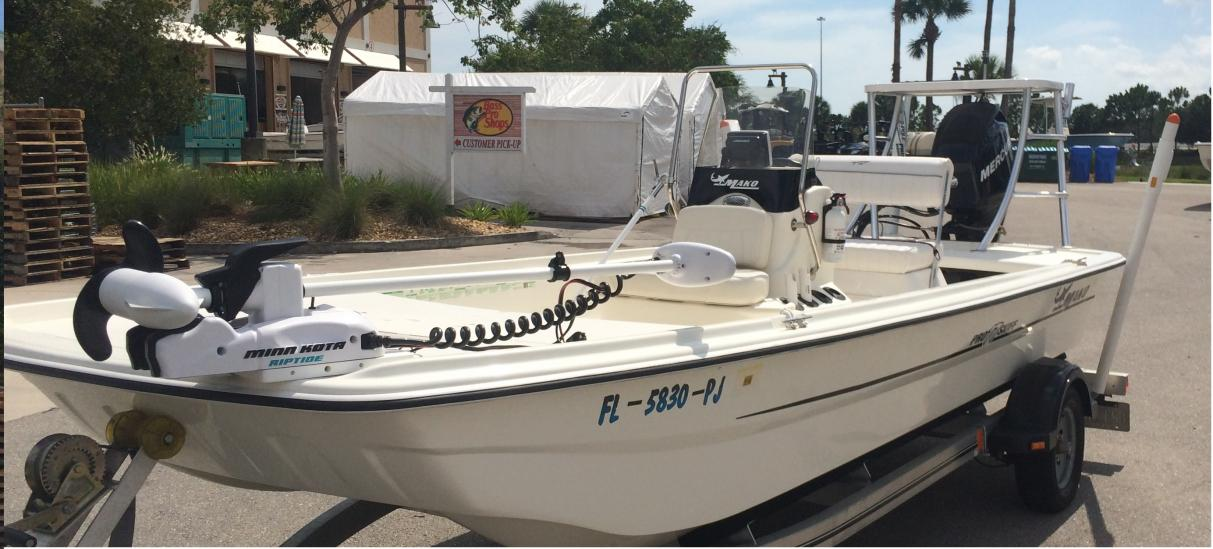 2013 Mako pro Skiff 17 (Fully Loaded) — Florida Sportsman