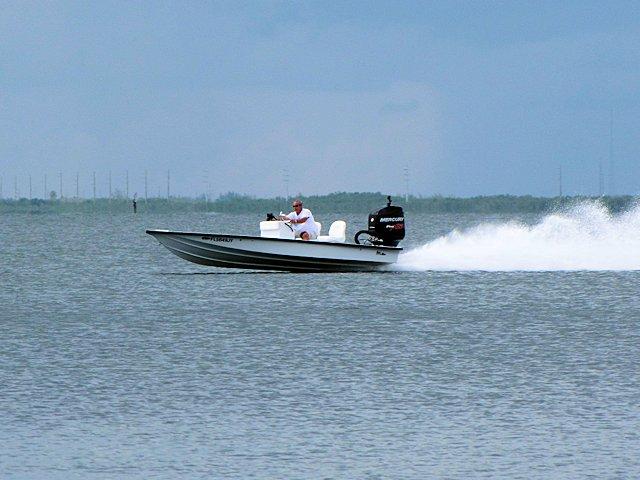 1997 20' Lake & Bay Boca Grande Mercury 250 Pro XS w/ONLY 113 hours