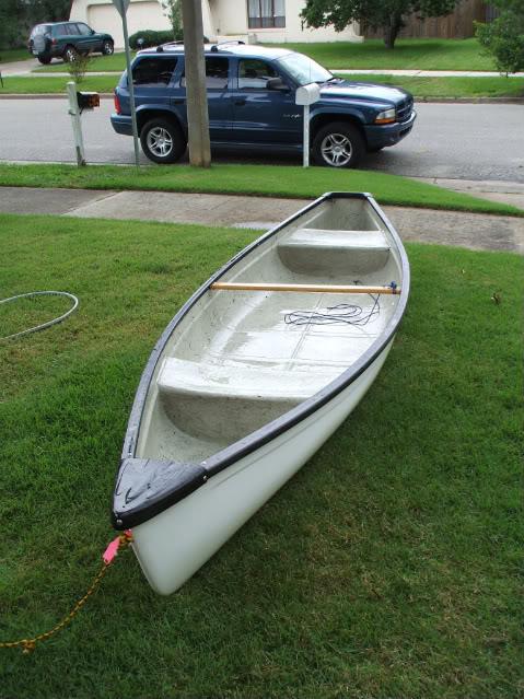 14 ft American Eagle Square Stern Canoe — Florida Sportsman