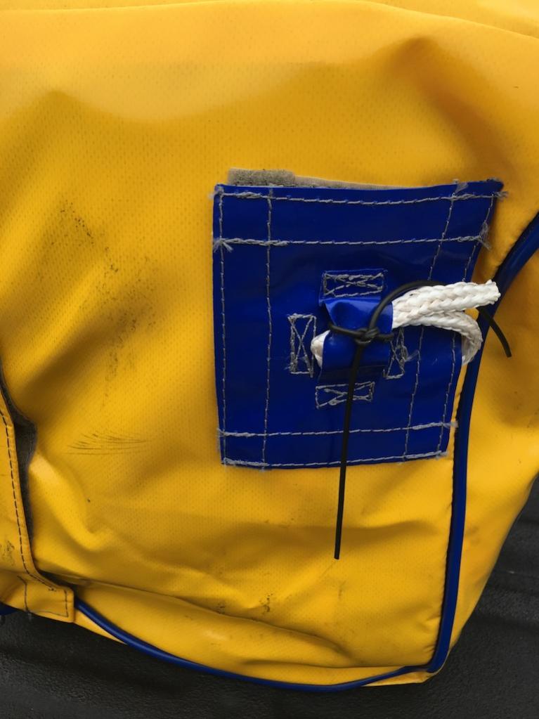 Revere Coastal Commander 6 life raft — Florida Sportsman
