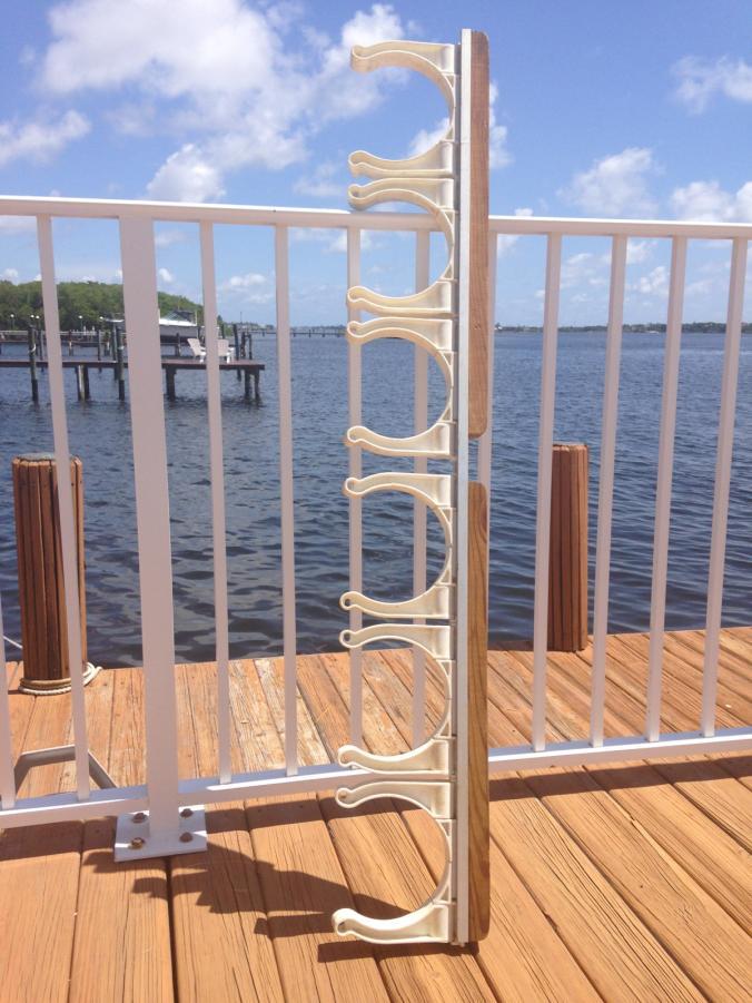 Boat Dive tank holder  GREAT SHAPE!!!! — Florida Sportsman