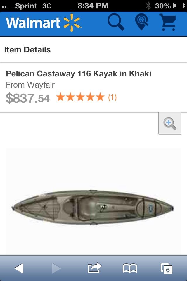 Kayak — Florida Sportsman