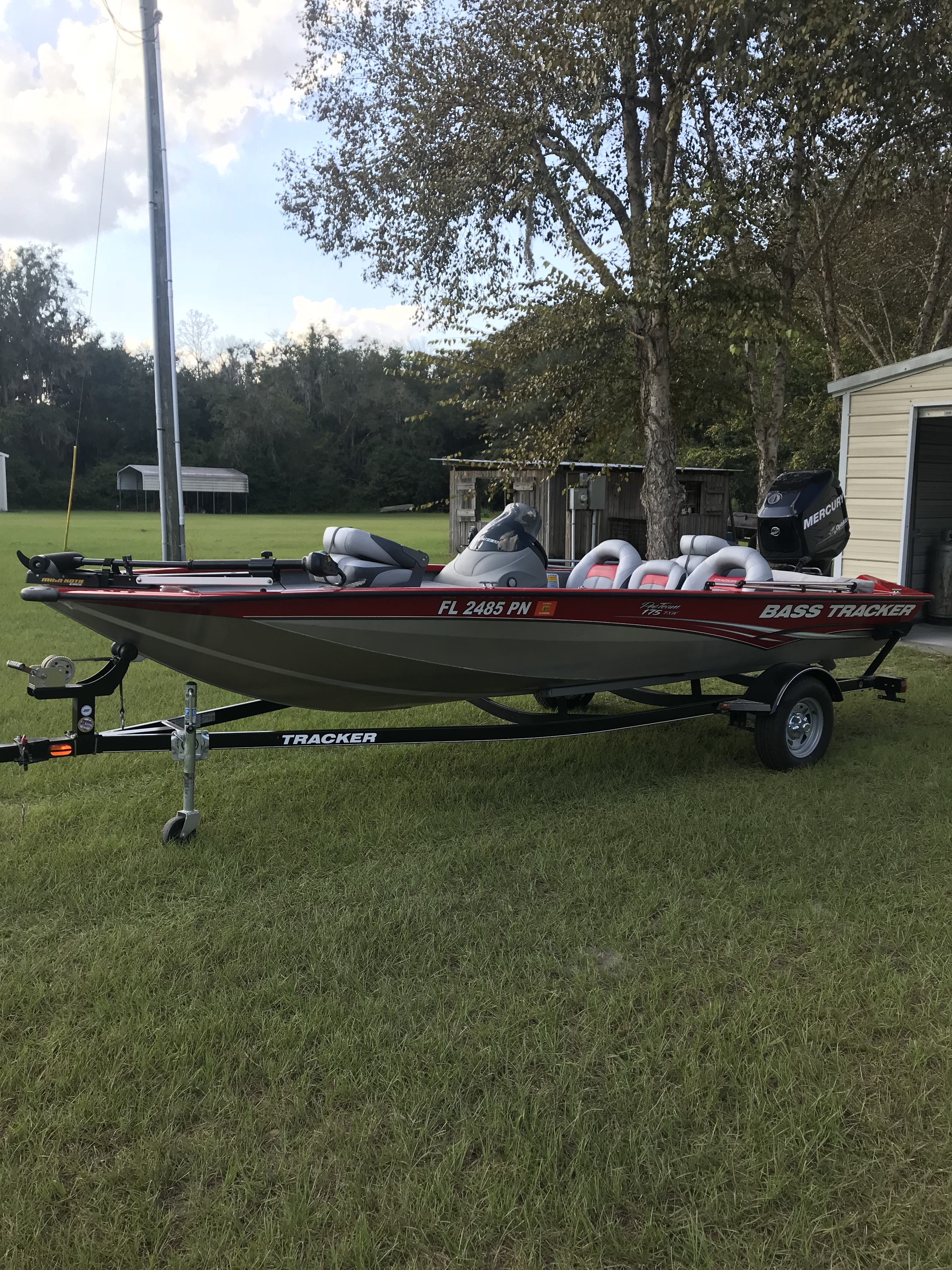 2013 bass tracker 175 pro team — Florida Sportsman