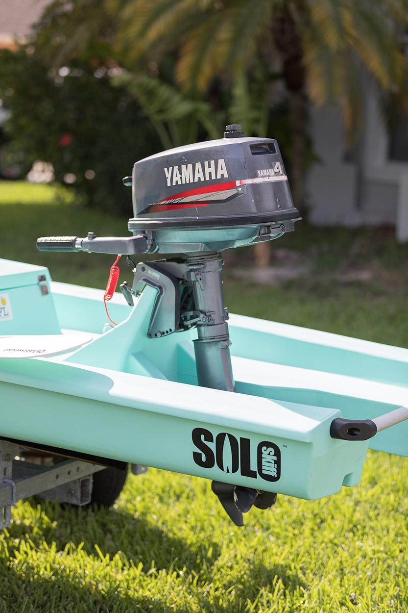 Solo skiff — Florida Sportsman
