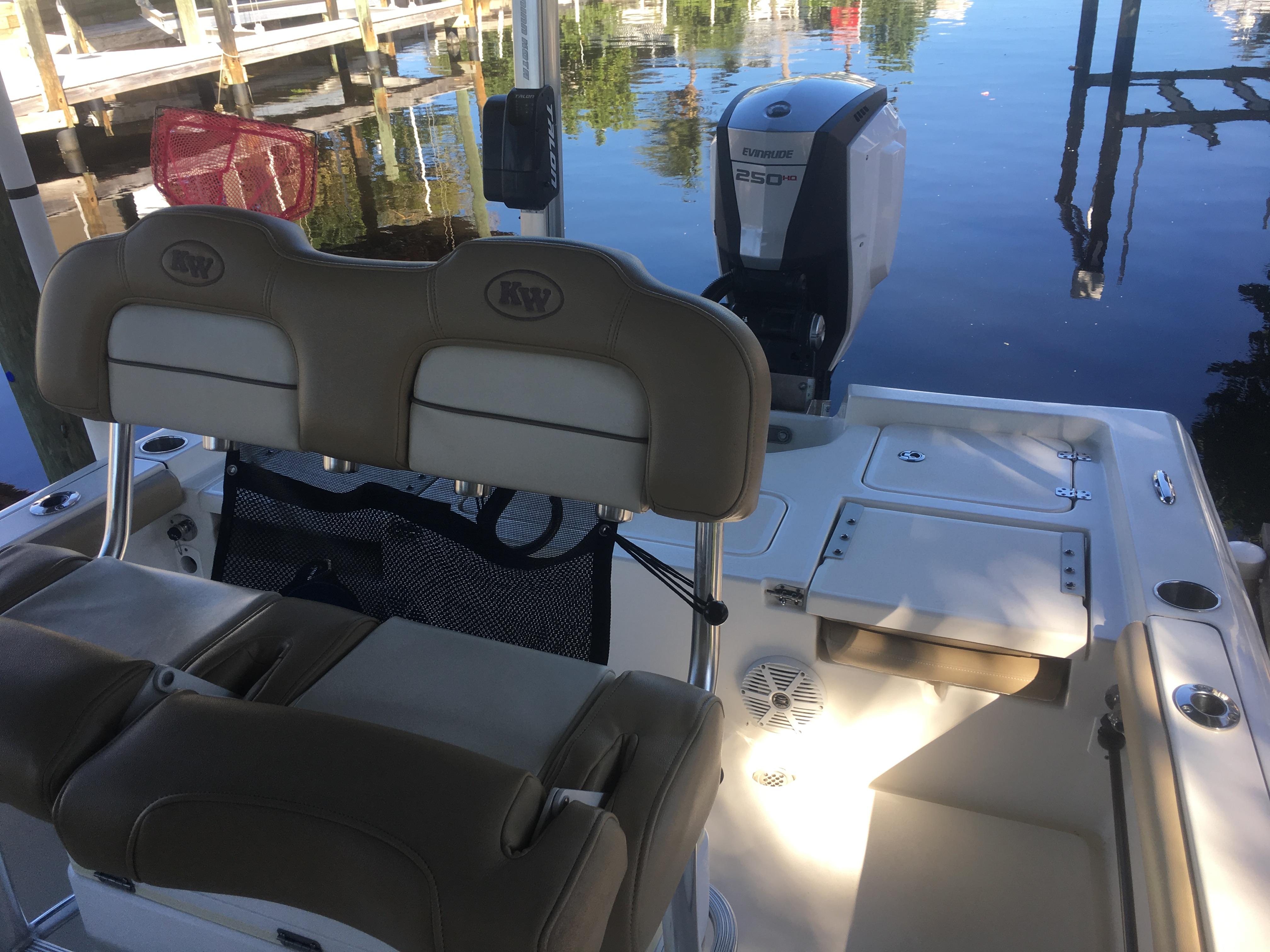 2016 Key West Bay Reef 230 250HP Bokeelia, FL — Florida