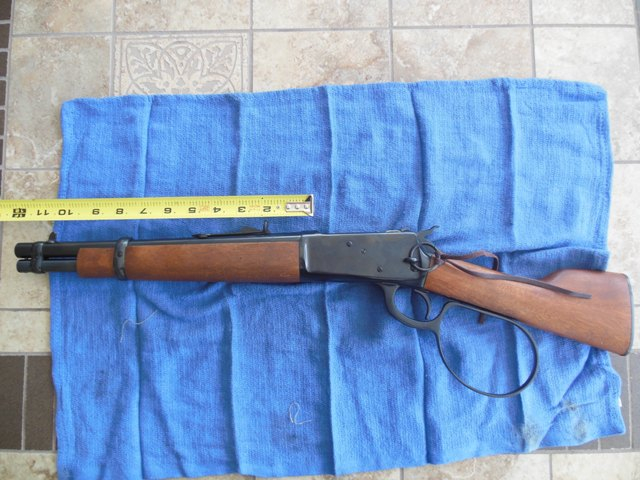 WTS Rossi Ranch Hand  38/ 357 — gunsandammo