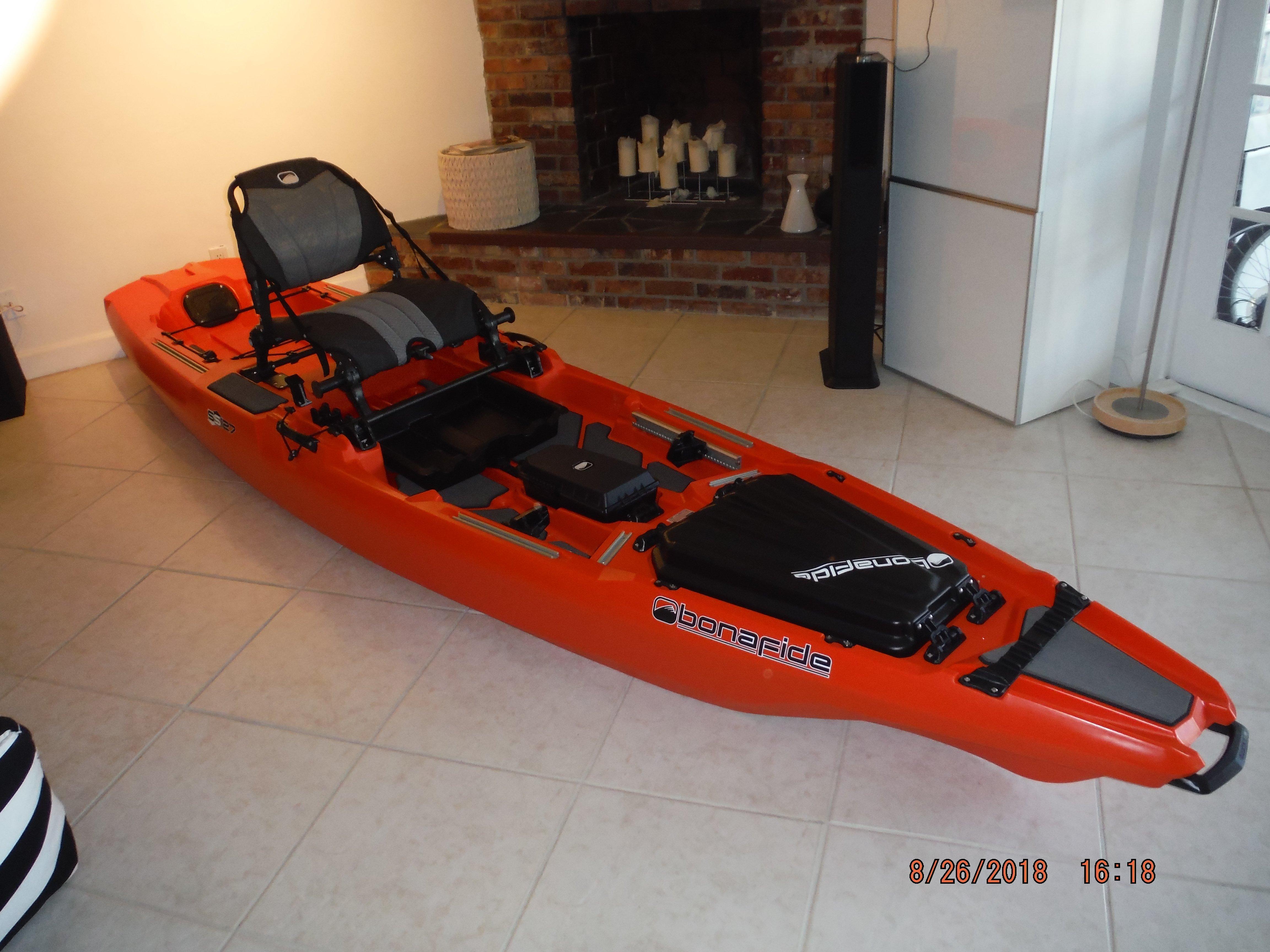 SS127 Bonifide Kayak for sale — Florida Sportsman