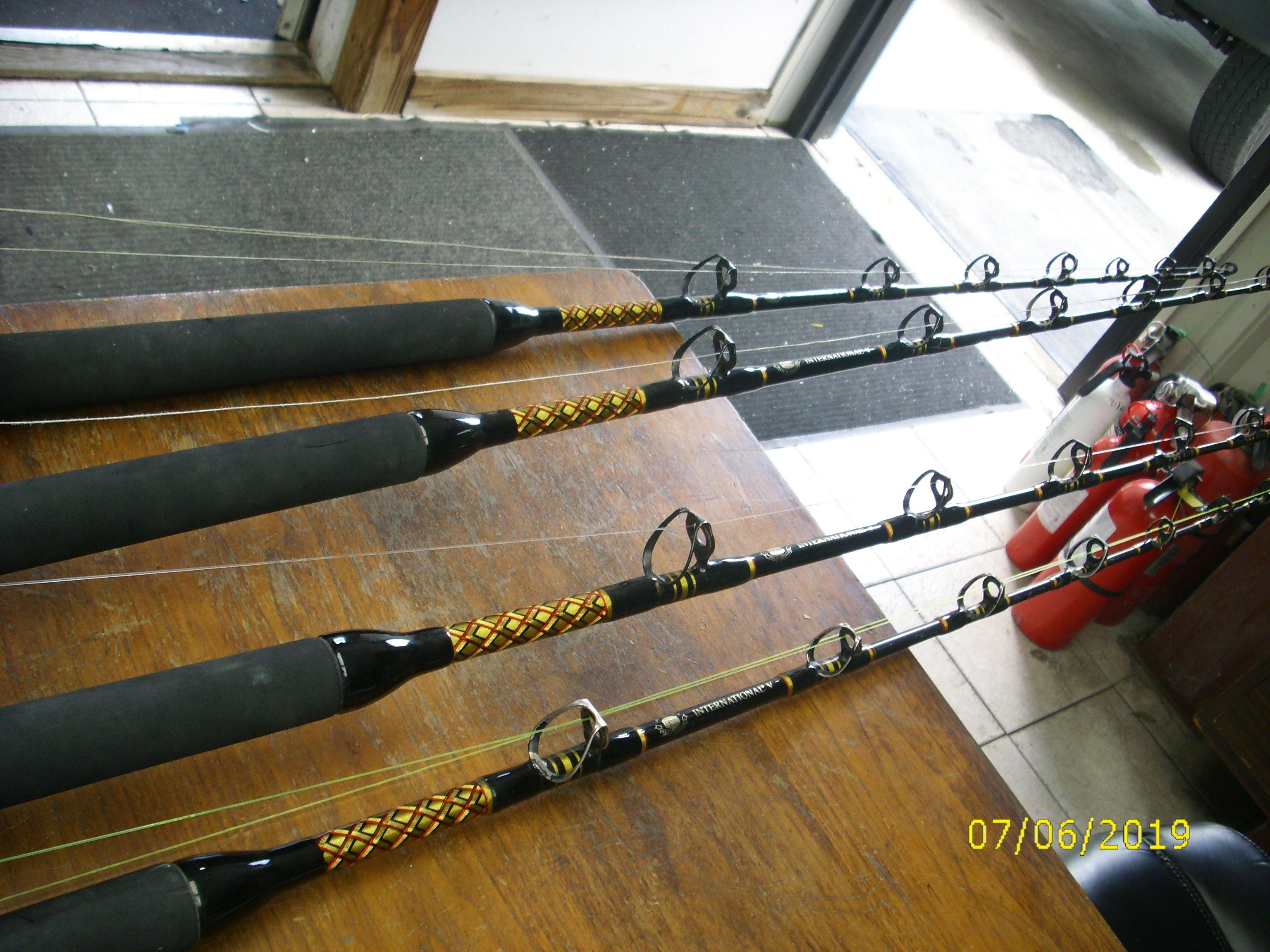 FS: Penn International 30VSX& Penn International rod Matched set of