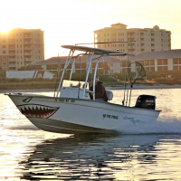 Cape Horn Offshore 17 with a Suzuki DF140A — Florida Sportsman