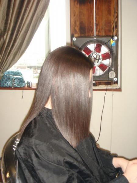 Transitioning Back To 3b Hair From Japanese Straightening