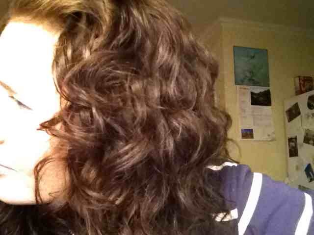 Curly sexy hair creme