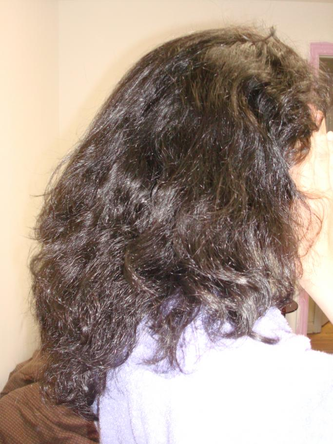 Relax Naturally Curly And Frizzy Hair