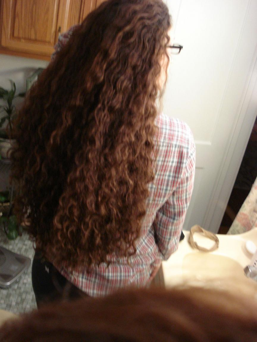 would love some advice on my coarse, poofy, thick damaged hair