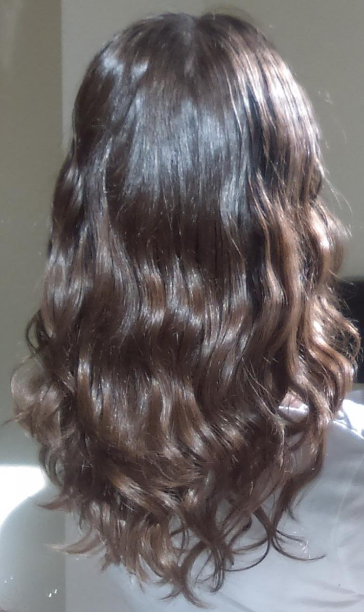 2a 2b Wavy Fine Hair and FINALLY figured out how to use KCCC! — CurlTalk