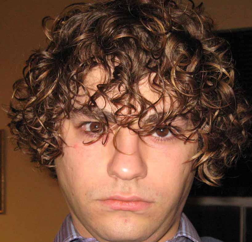 Hightlights Or Lowlights For Men Curly Hair Curltalk