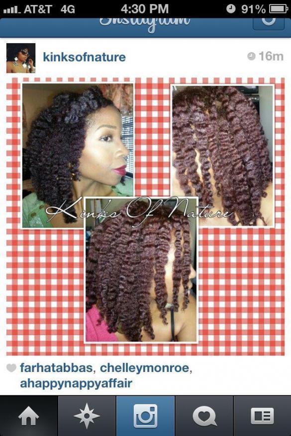 Shea Moisture Hair Color Curltalk