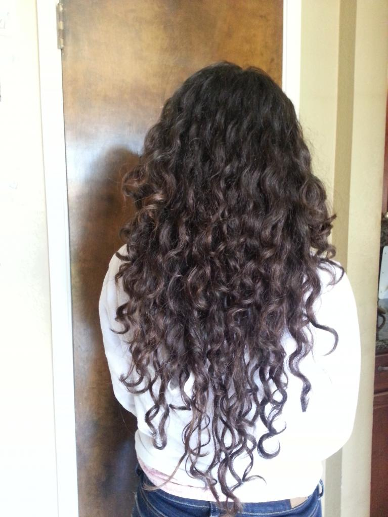Deva Cuts??? Before/After - Page 3 — CurlTalk
