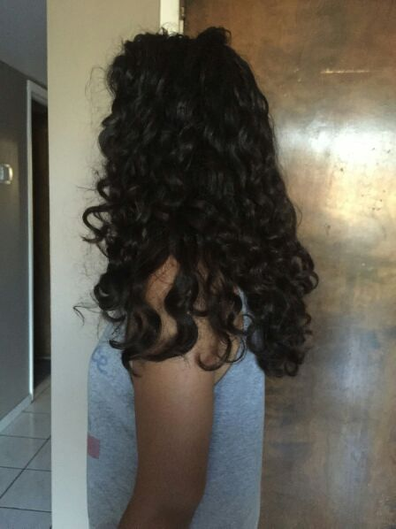 Is Your Long Curly Hair Angled Front To Back Not Working For Me