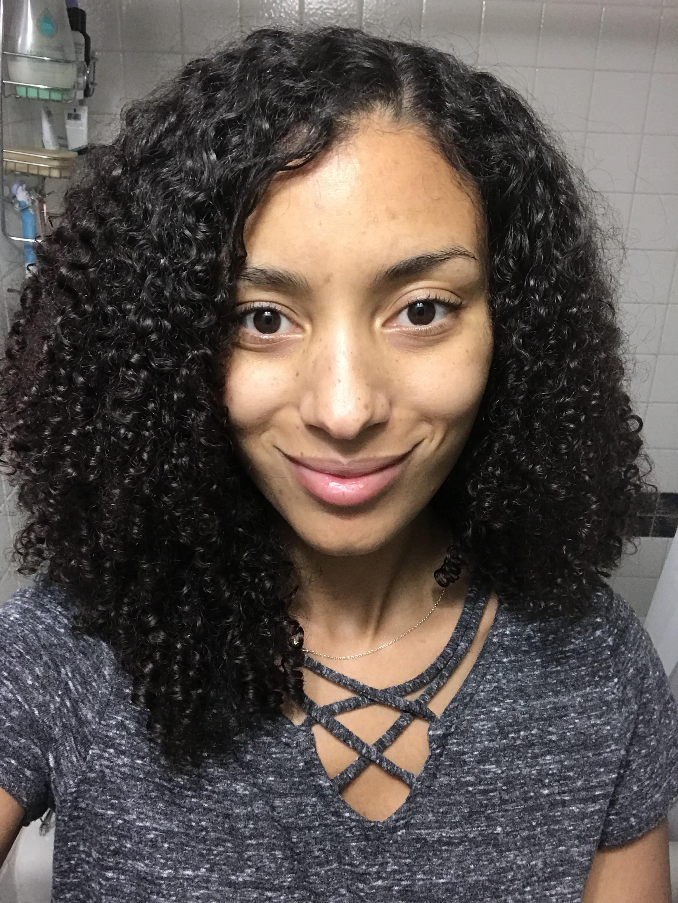 Help Bad Haircut Grow Out Or Cut Shorter Curltalk