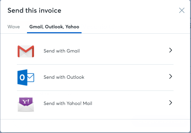 How to setup send with Outlook — Wave Community
