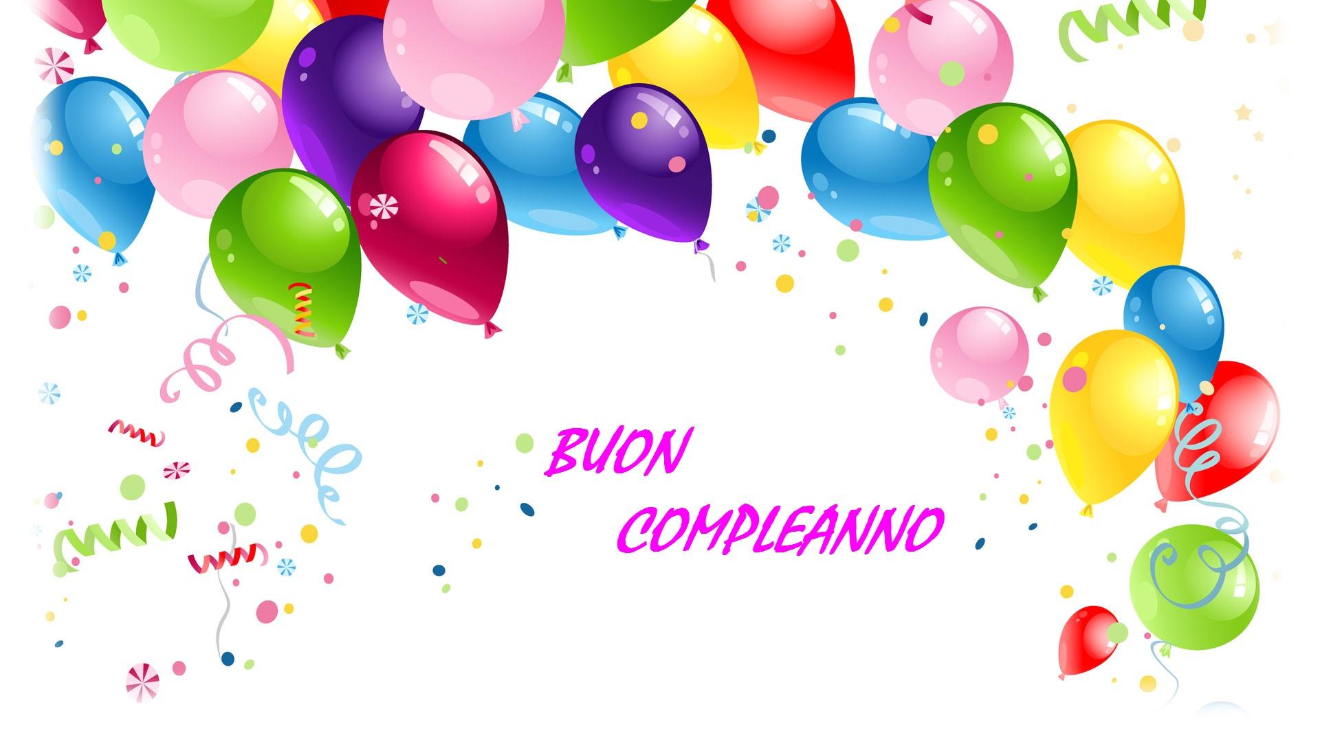Воздушные шары, открытка без фона с днем рождения
