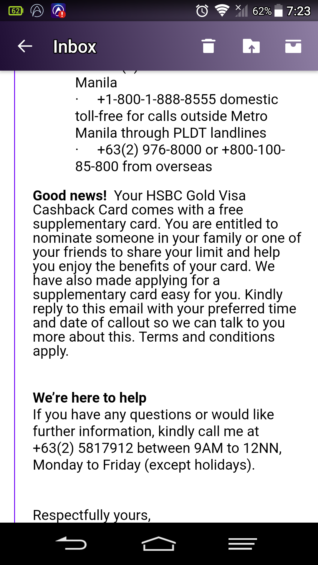 Hsbc Credit Card Review Pinoyexchangefeed - Card DealsReview CO