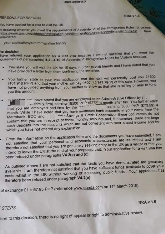 UK Visa - Page 74 — Visas and Immigration — PinoyExchange com