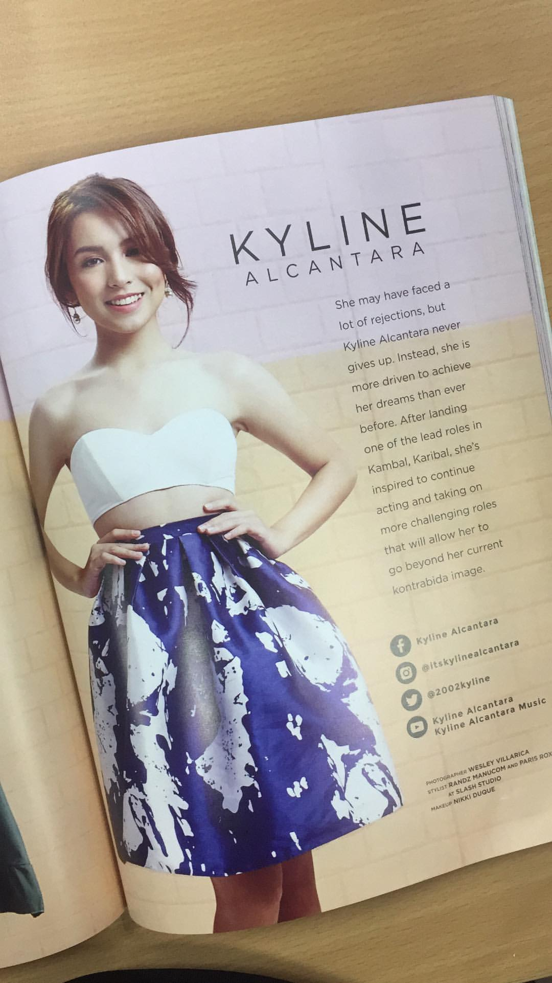 Watch Kyline Alcantara (b. 2002) video