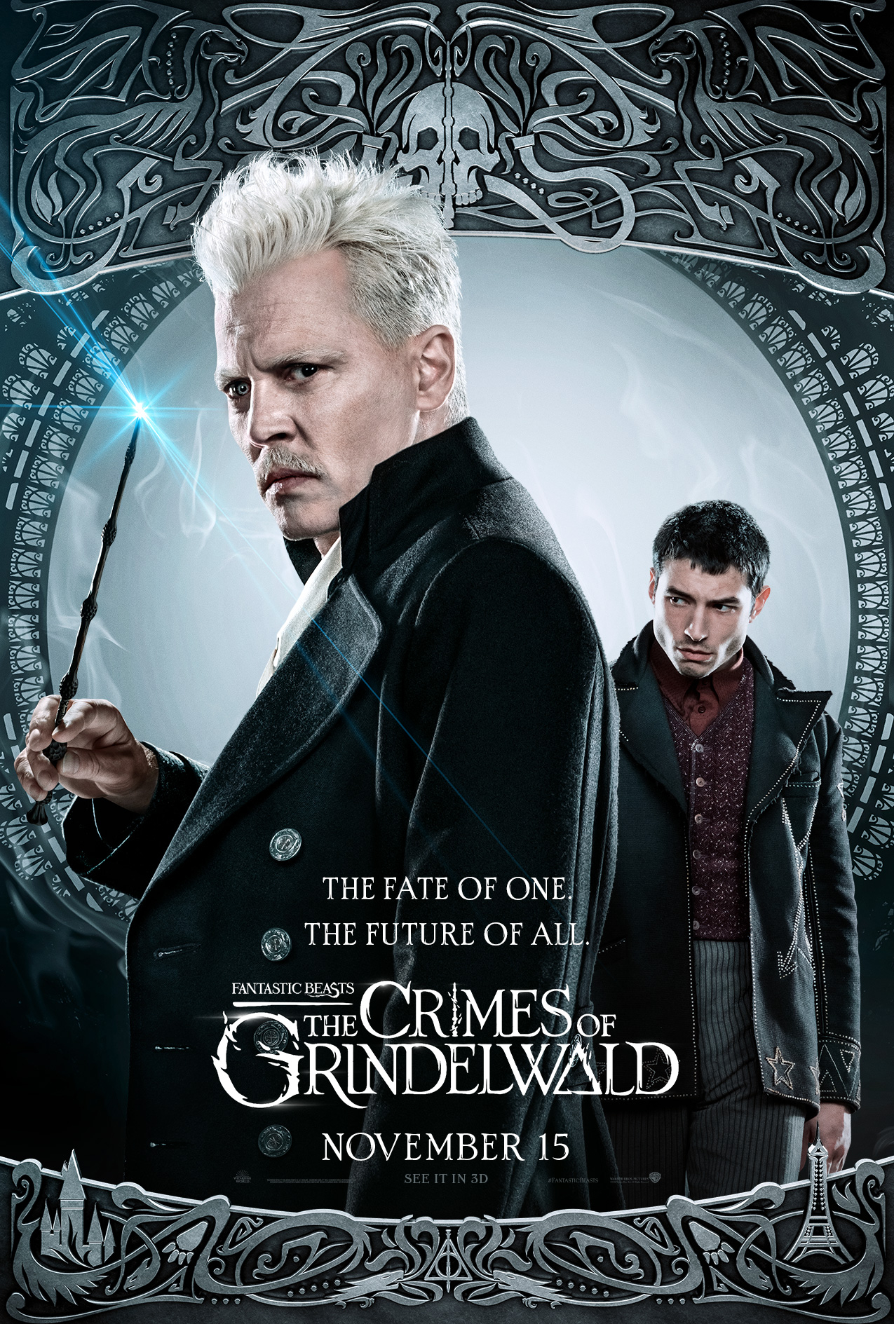 Fantastic Beasts The Crimes Of Grindelwald Now Showing