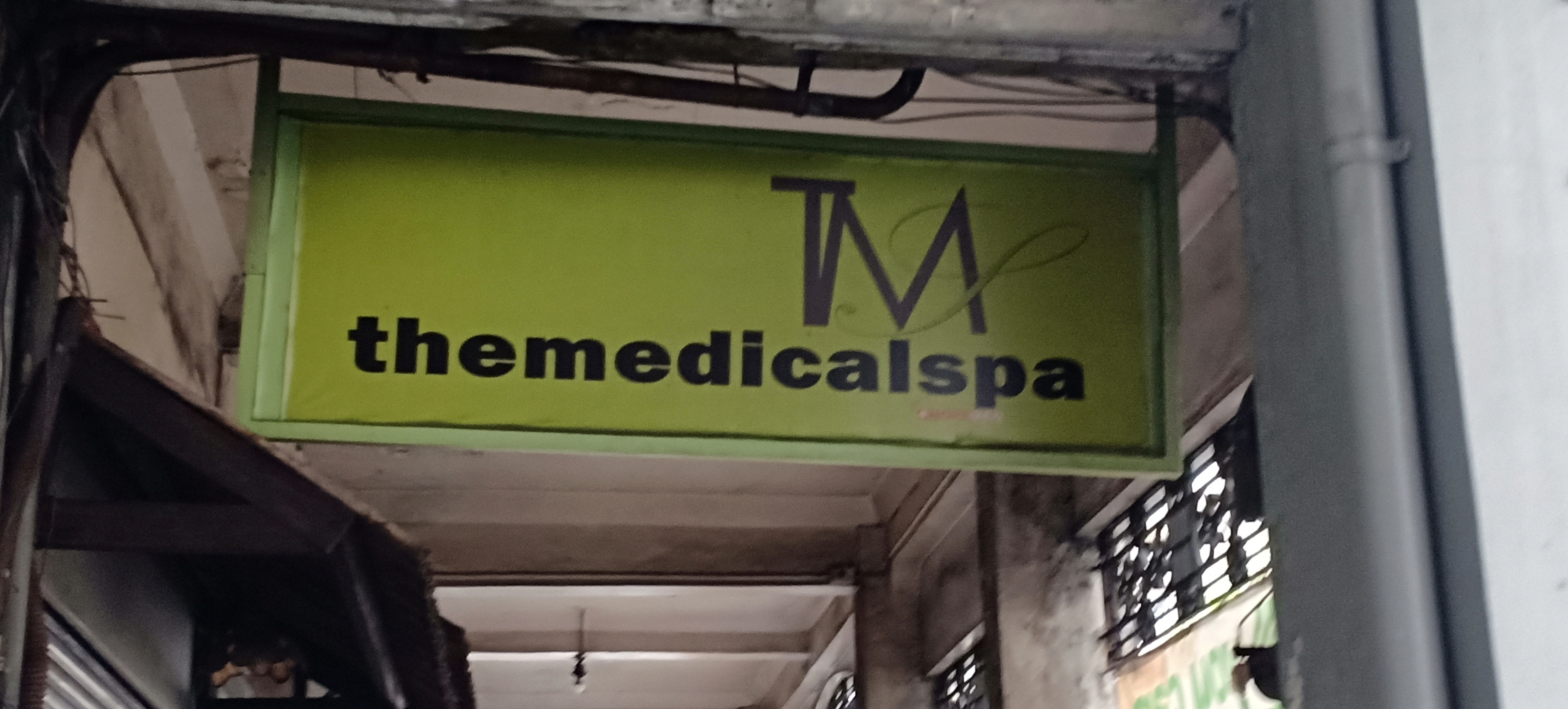The Spazzling Cubes and Celluloids: HOPEMED ( Cubao ) - The