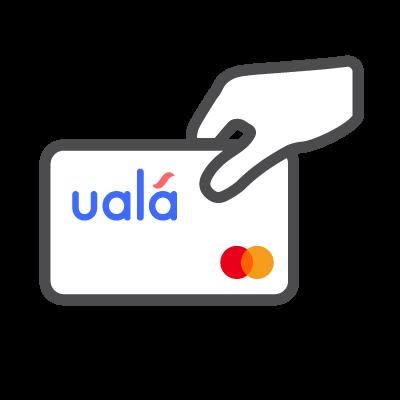 Usar mi tarjeta Ualá