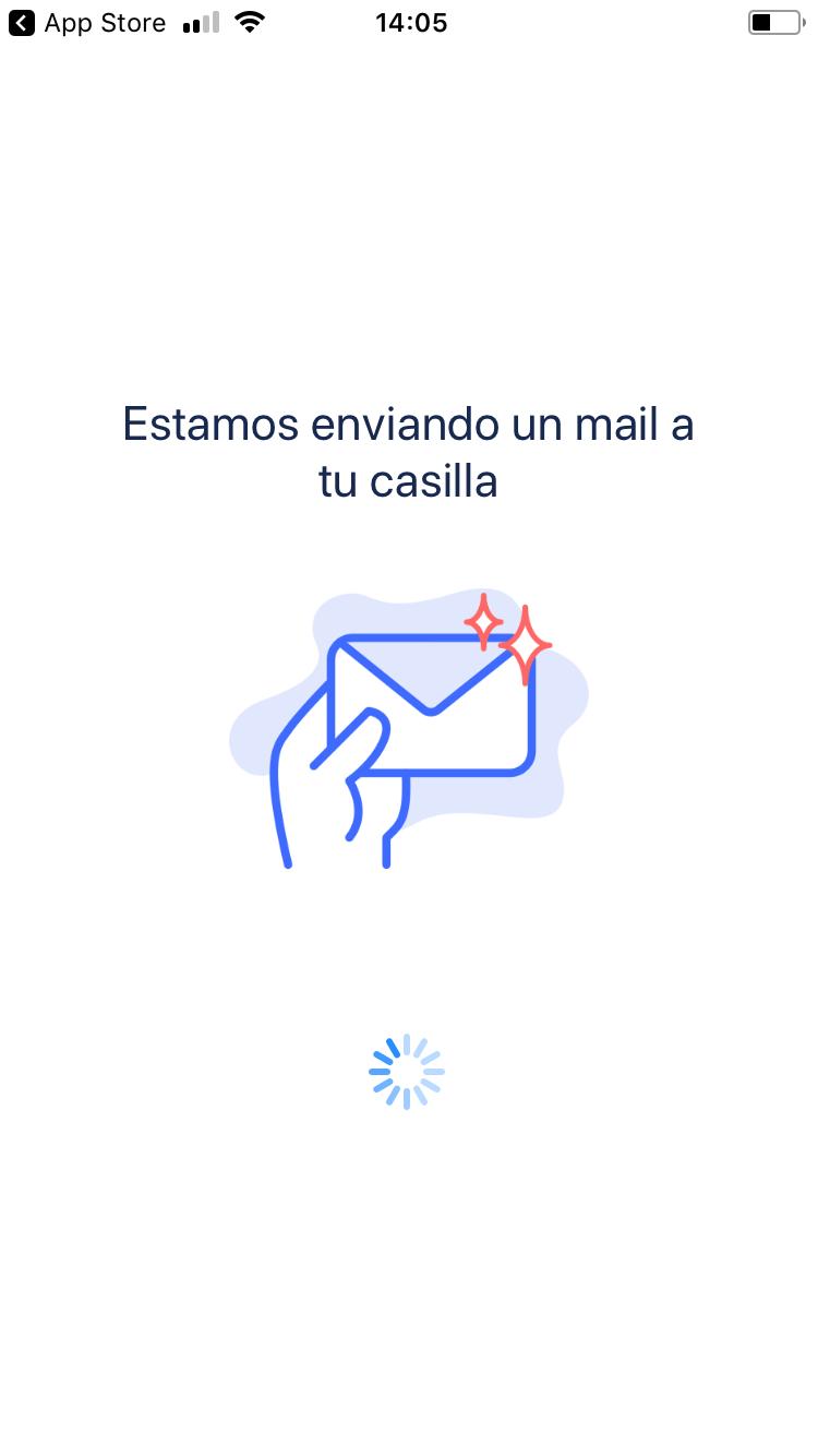 Mail enviado de la aplicacin Ual