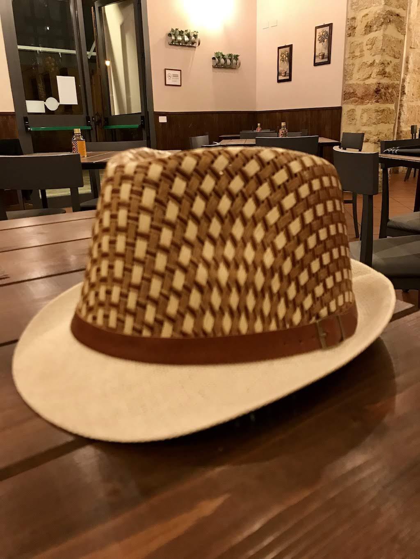 Que tul este sombrero comprado con mi ual