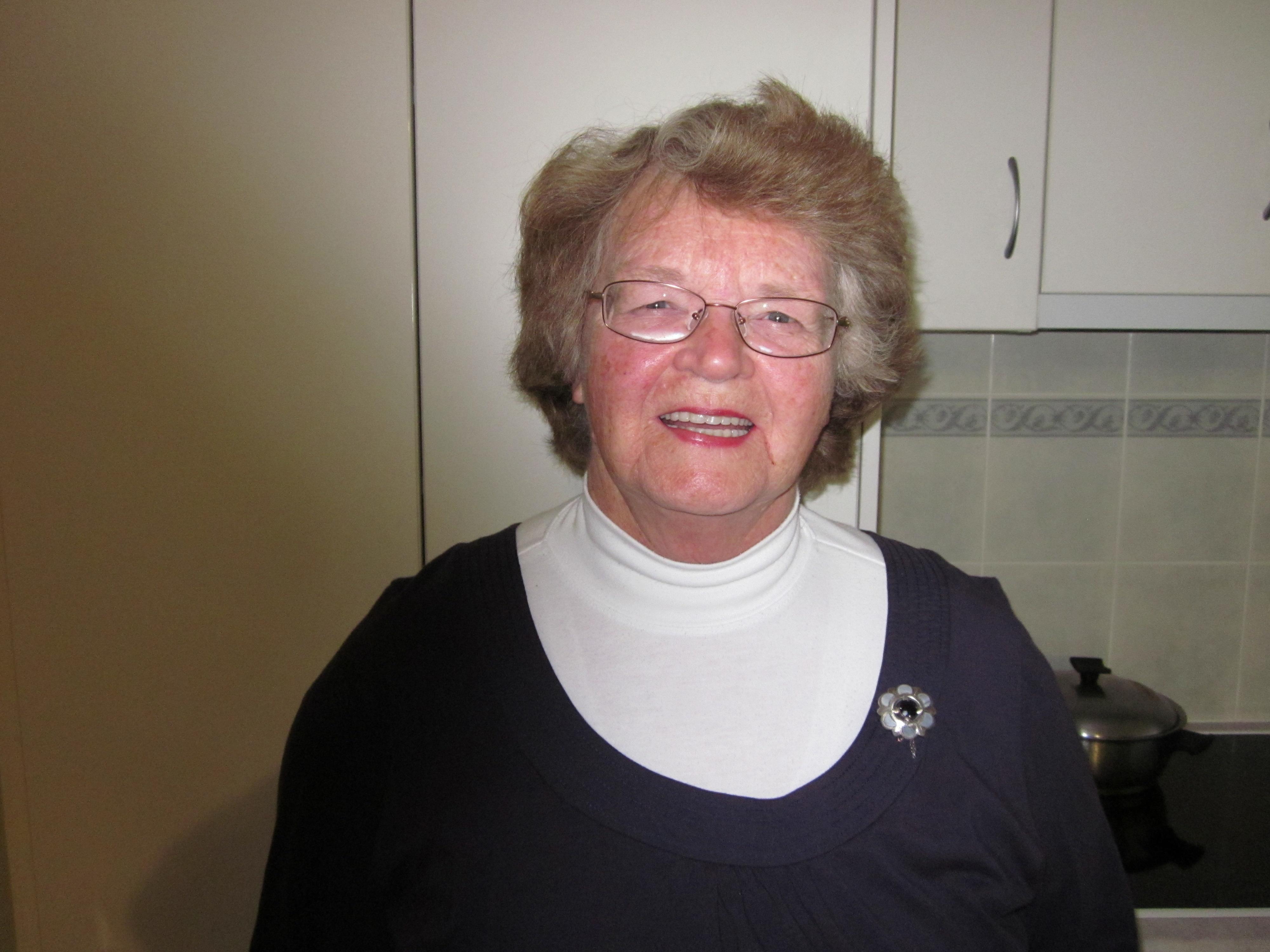 Jeanette (Irene) Butte