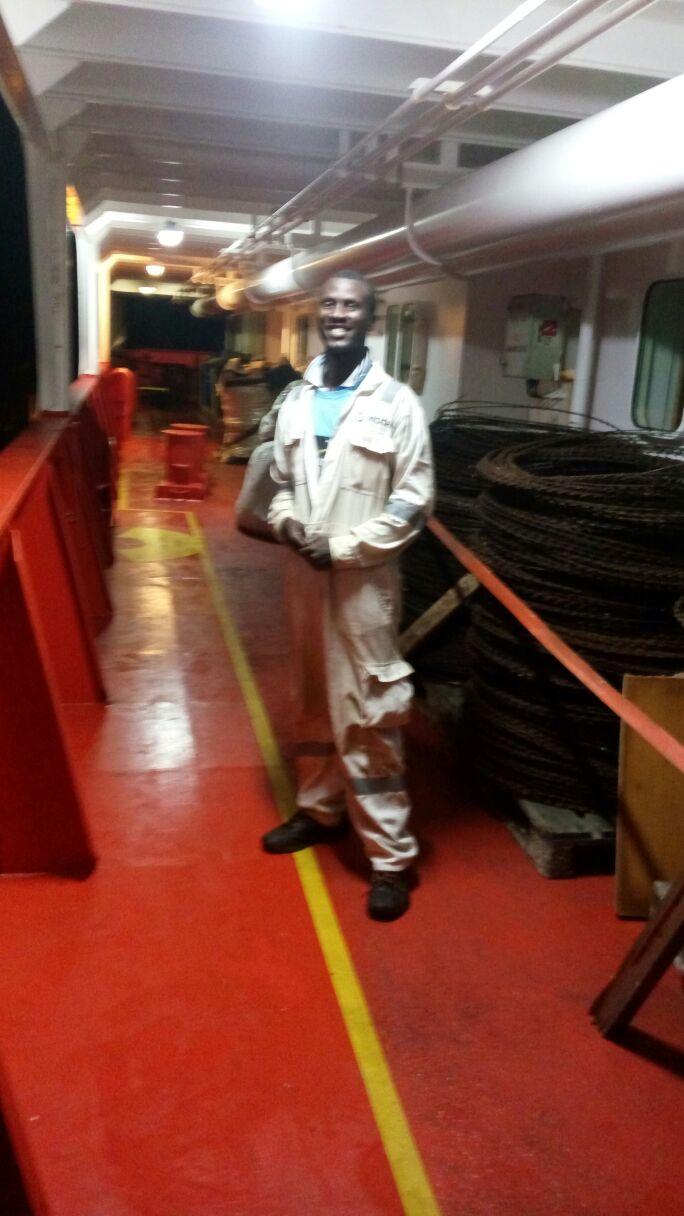 Derrick Okyere
