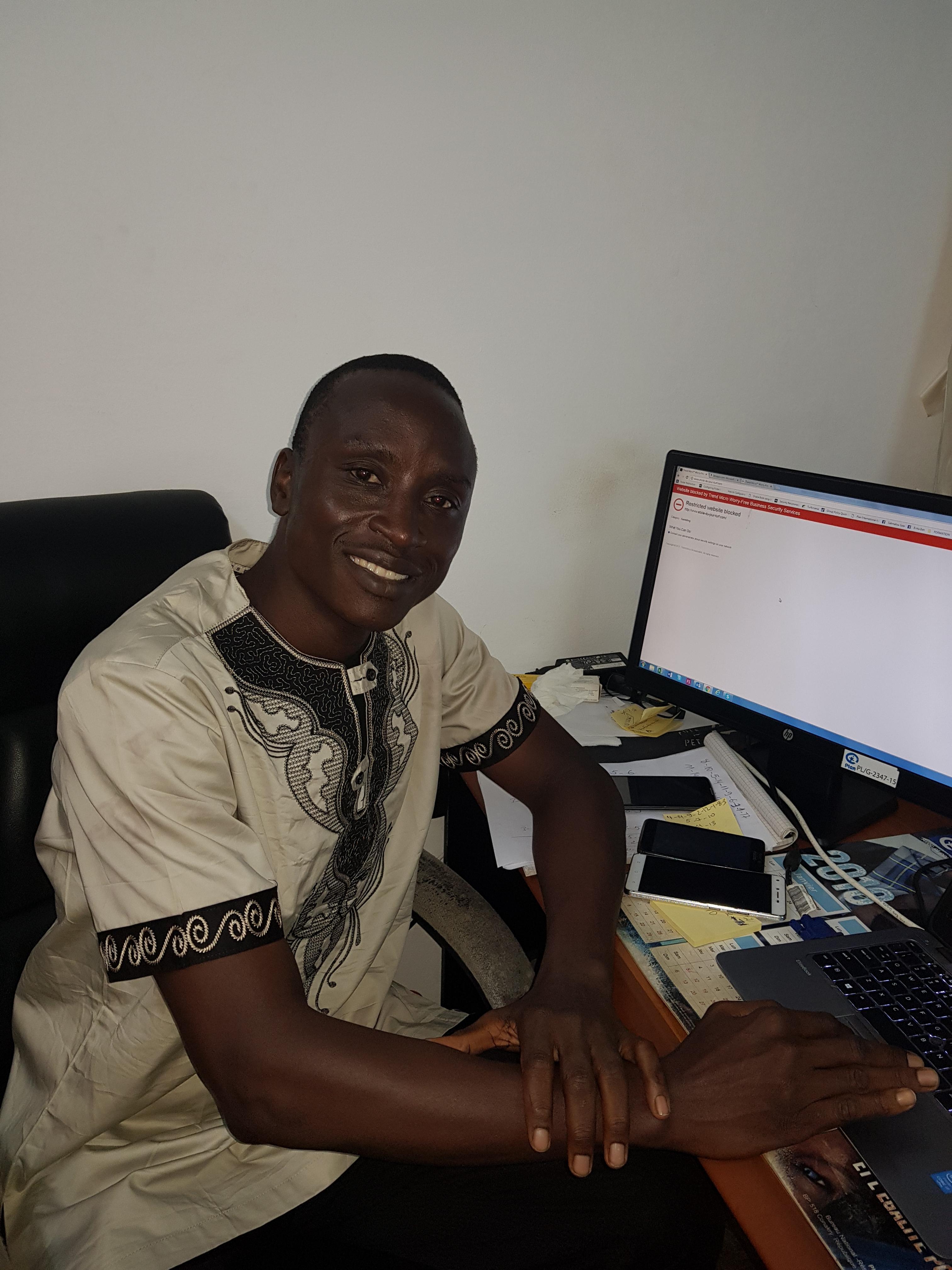 Abdou BANGOURA
