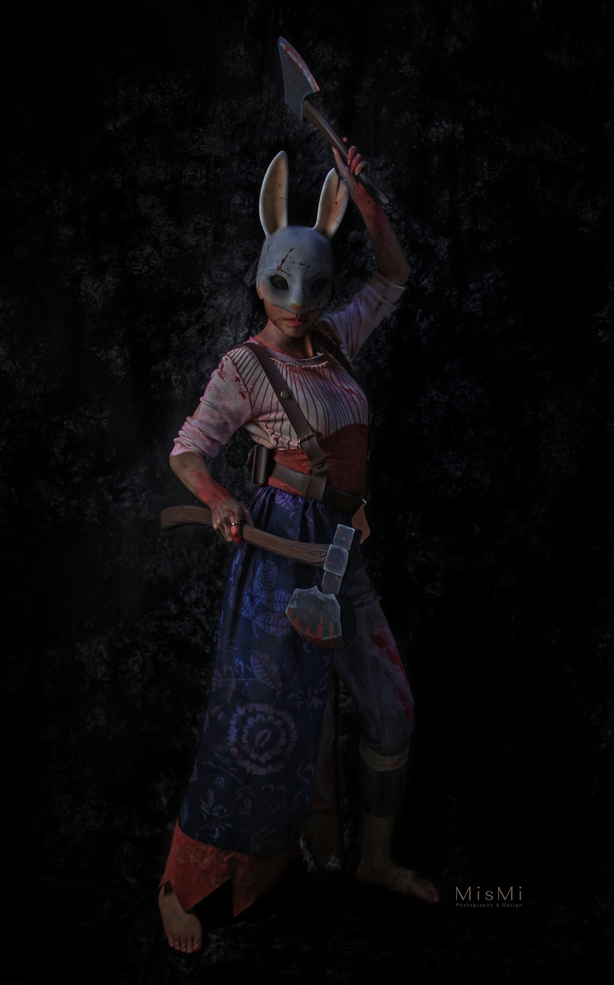 The Huntress Of Anna Cosplay Dead By Daylight