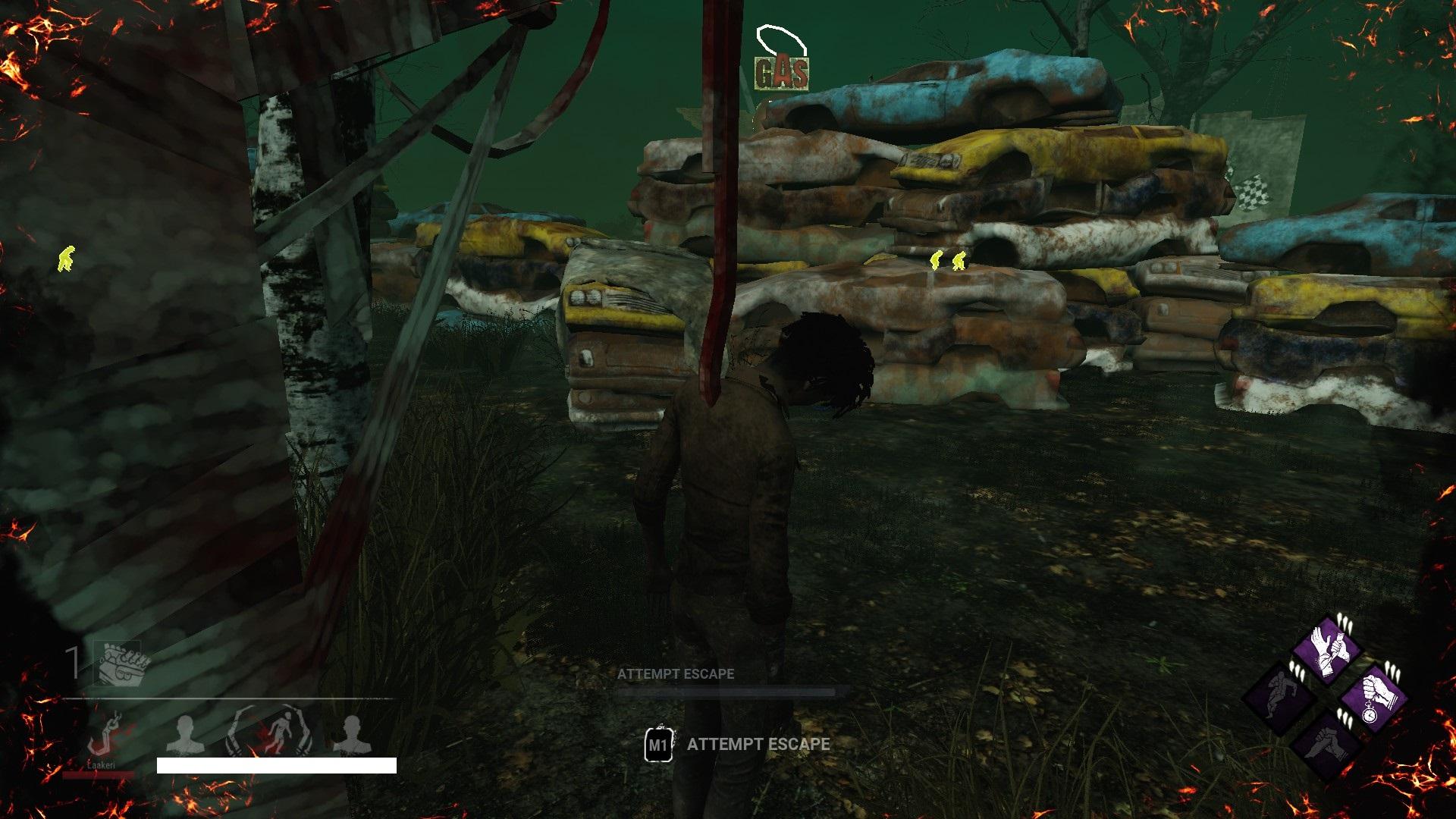 dead by daylight reset